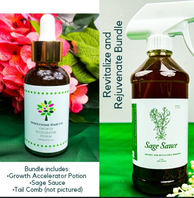 Revitalize and Rejuvenate Bundle