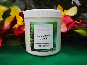 Coconut Cove Body Butter