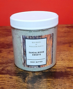 Sandalwood Sweets Body Butter