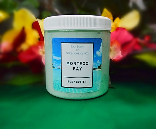 Wholesome Hair Co. Luxury Body Butter